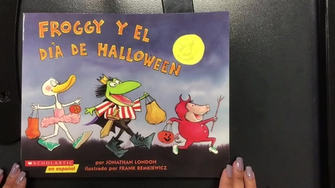 Thumbnail for entry Froggy y el día de halloween