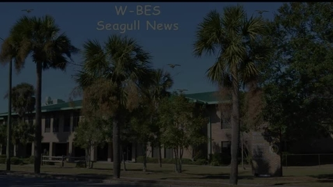 Thumbnail for entry W-BES Seagull News - March 28, 2017