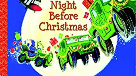 Thumbnail for entry Soldier's Night Before Christmas - Mrs. Brannon