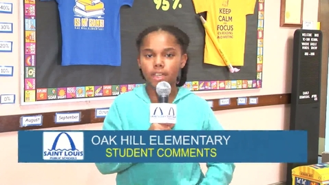 Thumbnail for entry Oak Hill Students Comment 1Rev