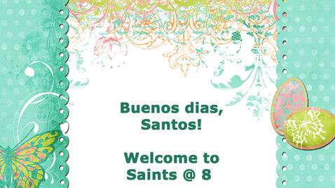 Thumbnail for entry 4-2-20 Saints @ 8