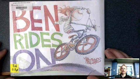 Thumbnail for entry Ben Rides On, by Matt Davies
