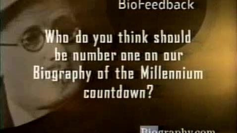 Thumbnail for entry Bio of Millennium 19, 13-11