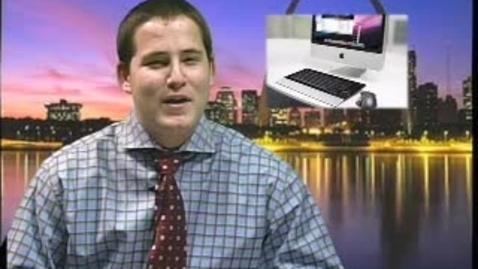 Thumbnail for entry Technology Coordinator - Adam Stirrat
