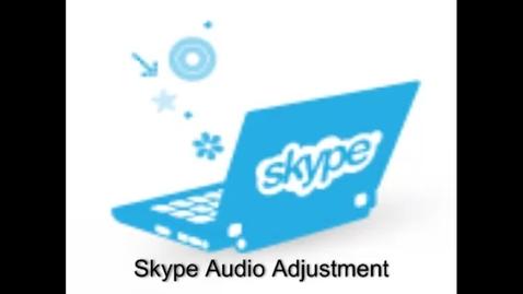 Thumbnail for entry Skype Audio