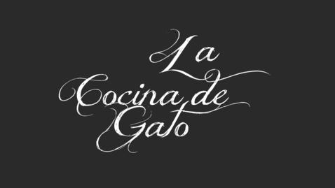 Thumbnail for entry La cocina de Gato