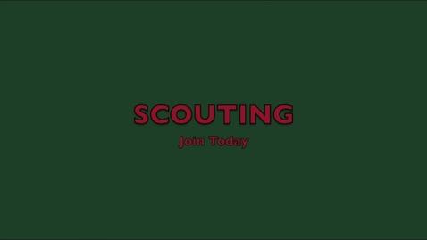 Thumbnail for entry Boy Scout Promo