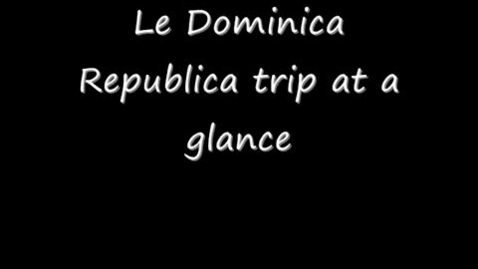 Thumbnail for entry Browning High School - Dominican Republic