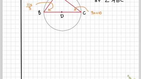 Thumbnail for entry Obj 27C Algebraic Examples pt2