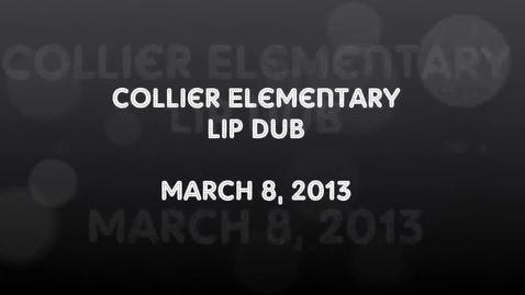 Thumbnail for entry Collier Elementary School Lip Dub