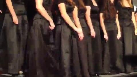 Thumbnail for entry HS Select Chorus NYSSBA 3