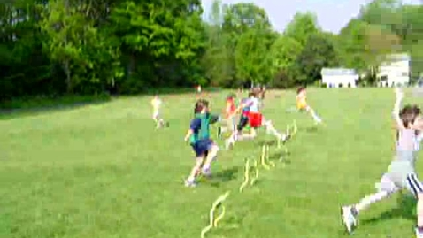 Thumbnail for entry Track and Field Hurdles Event