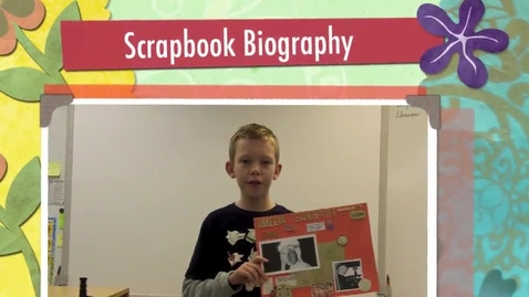 Thumbnail for entry Jack's Scrapbook Biography