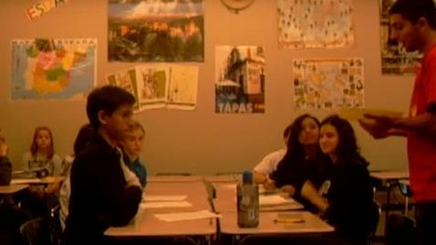 Thumbnail for entry AP Spanish Debate Salud (team #1, pt. 5)