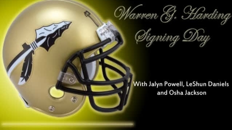 Thumbnail for entry Signing Day 2013 - WSCN