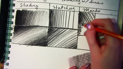 Thumbnail for entry charcoal pencil part 2