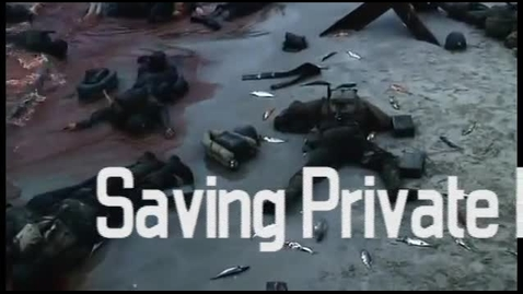 Thumbnail for entry Saving Private Ryan Narrative Video