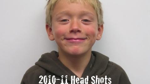 Thumbnail for entry HEAD SHOTS 2010-2011