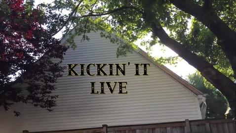 Thumbnail for entry Kickin' It Live 2015/2016 Episode 1 (9.4.15)