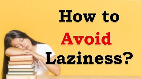 Thumbnail for entry How to Avoid Laziness While Studying? | 8 Tips to Stop Procrastination | Exam Tips | Letstute