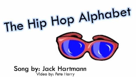 Thumbnail for entry Hip Hop Alphabet