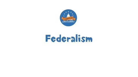 Thumbnail for entry 20-2 Federalism
