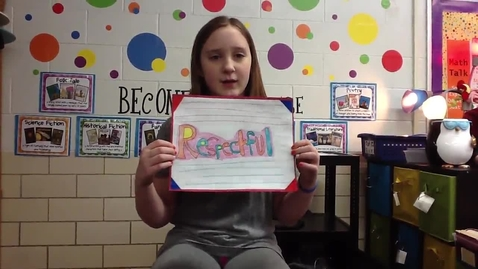 Thumbnail for entry 5th Grade MC