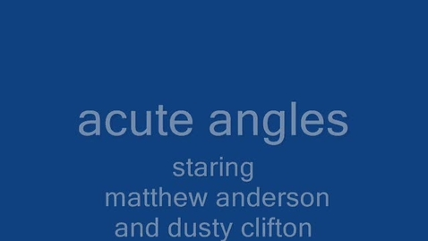 Thumbnail for entry acute angles