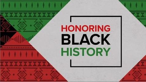 Thumbnail for entry Disney II Magnet High School-Black History Moment-2.10.2021