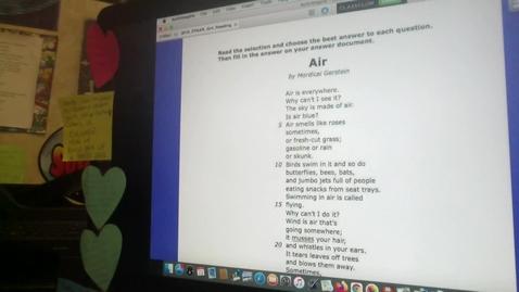 Thumbnail for entry Benchmark Poem