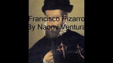 Thumbnail for entry Pizarro by Naomi