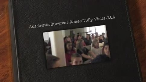 Thumbnail for entry Survivor of Auschwitz Visit
