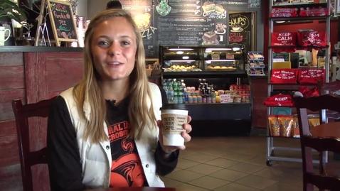 Thumbnail for entry Pumpkin Pie Latte at Deer Creek Coffee