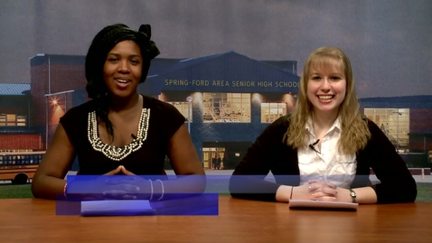 Thumbnail for entry Hot Spot News March 7, 2012