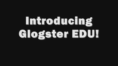 Thumbnail for entry EDU Glogster Media Minute