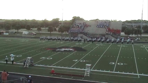 Thumbnail for entry Space Coast Viper Marching Band