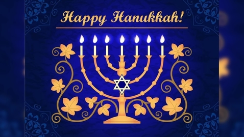 Thumbnail for entry MS74 - Happy Hannukah 2020