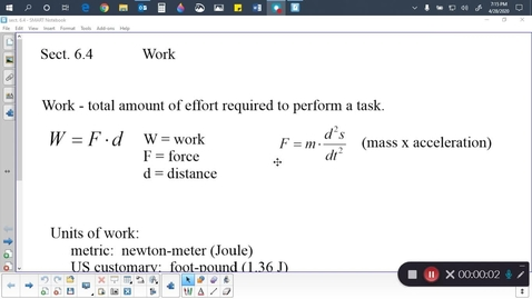 Thumbnail for entry Calc Sect. 6.4