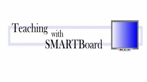 Thumbnail for entry Teaching with Smartboard Episode 72 Two Column Sorting