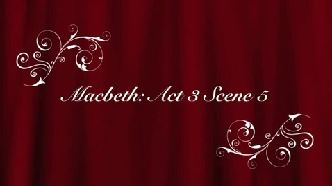 Thumbnail for entry Macbeth123
