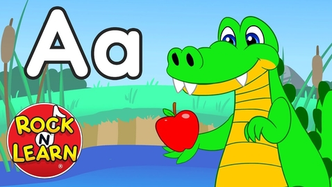 Thumbnail for entry ABC Phonics Song with Sounds for Children – Alphabet Song with Two Words for Each Letter