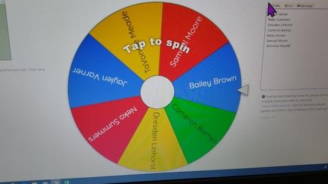 Thumbnail for entry BHM Beanstack Winner!