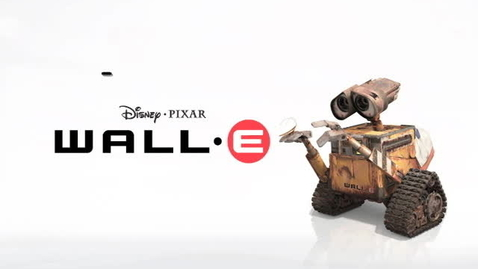 Thumbnail for entry Wall-E Animation