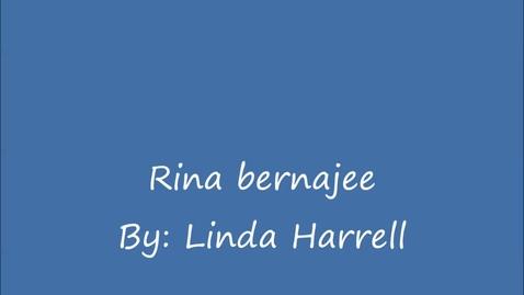 Thumbnail for entry Rina Banerjee - Engineer