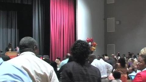 Thumbnail for entry Dr. Arlene Ackerman Leadership Conference Speech (Part 1)