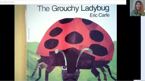 Thumbnail for entry Aljian -Grouchy Ladybug