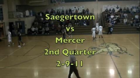 Thumbnail for entry Mercer 2nd Quarter