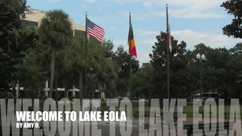 Thumbnail for entry Lake Eola