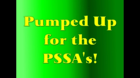 Thumbnail for entry PSSA Pep Rally 2014
