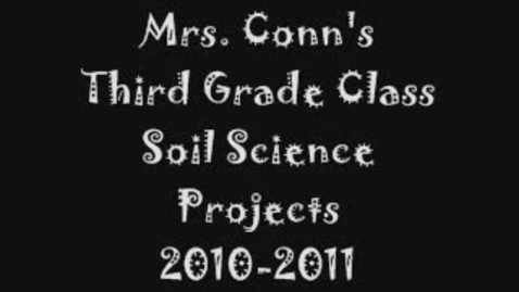 Thumbnail for entry Soil Projects Video